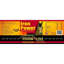Load image into Gallery viewer, Iron Power by Finish Line