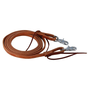 Harness Leather Roping Reins