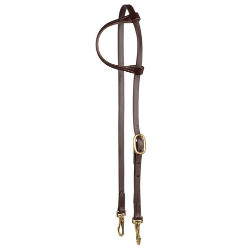 Biothane One Ear Headstall - FG Pro Shop Inc.