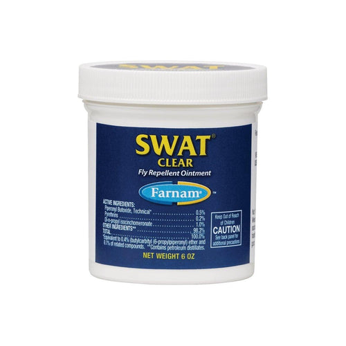 Swat Fly Repellent Ointment - FG Pro Shop Inc.