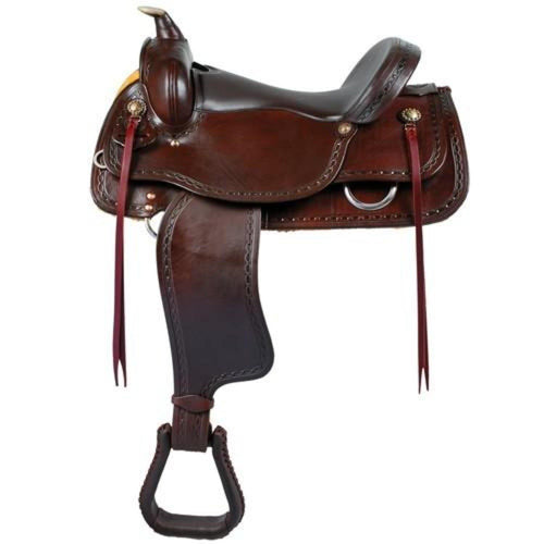 Draft Big Boy By Western Rawhide FG ro Shop Trail Saddle