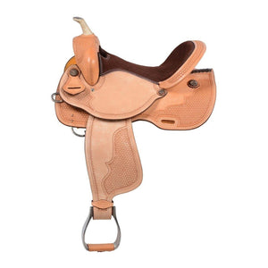 Dixie Barrel Saddle