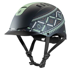 FG Pro Shop Troxel Fallon Taylor FTX Helmet with Tribal Style