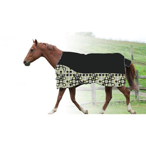 Century Tiger 600D Winter Turnout Blanket Black