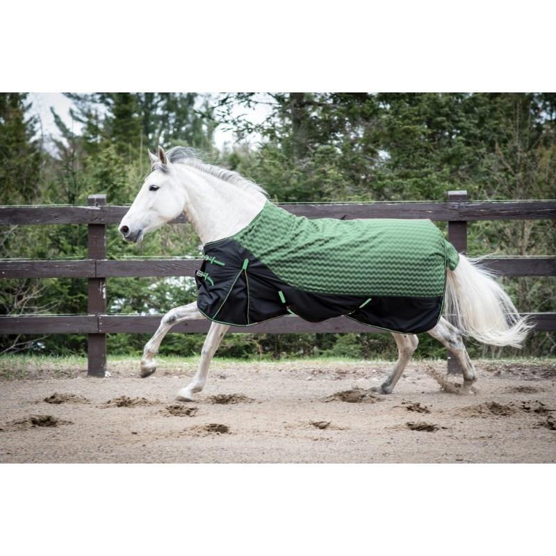 Century Tiger 600D Winter Turnout Blanket Mint