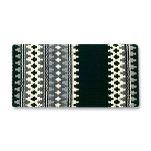 FG Pro Shop Mayatex wool saddle blanket cataline grey