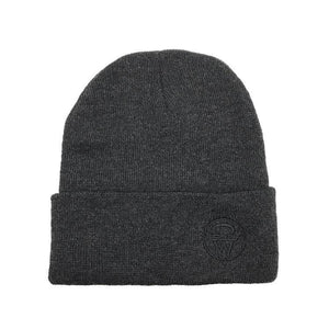 Crowellz Turned Edge Tuque Charcoal