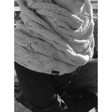 Load image into Gallery viewer, Crowellz Winter Warm Infinity Scarf Beige - FG Pro Shop Inc.