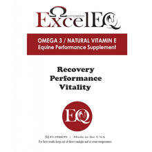 Load image into Gallery viewer, Excel EQ - OMEGA 3 Supplements