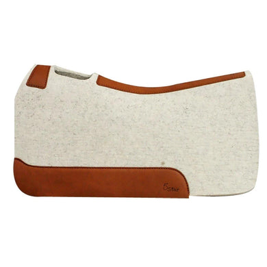 FG Pro Shop The Barrel Racer Natural 5 Star Saddle Pad