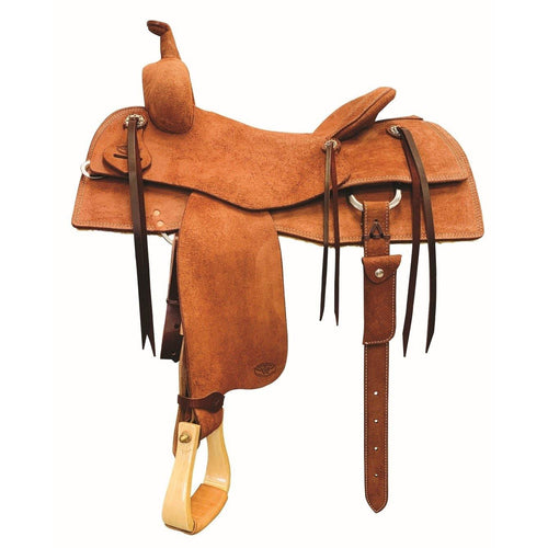 Performance Ranch Saddle By Western Rawhide - FG Pro Shop Inc.