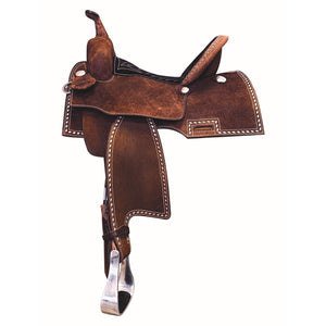 Gunner Rough Out Saddle