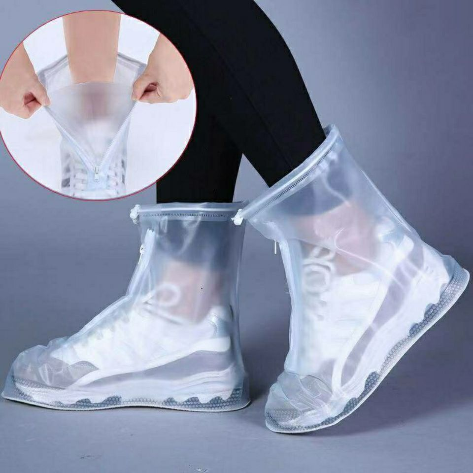 Waterproof Shoe Cover Silicone Material Unisex Shoes Protectors