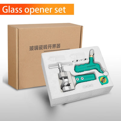 Multi-function Portable Opener Home Glass Cutter Diamond Cutting Hand Tools