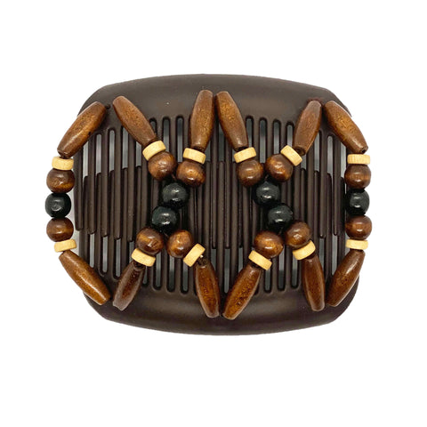 African Butterfly Hair Comb butterfly hairclip