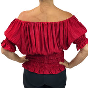 Womans Renaissance Top Pirate Blouse