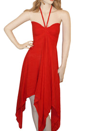 Renaissance Dress Cruisewear beach dress Red