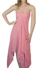 Renaissance Dress Cruisewear beach dress Pink