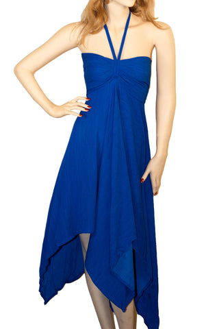 Renaissance Dress Victorian Dress Blue