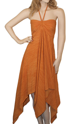 Renaissance Dress Cruisewear beach dress Saffron