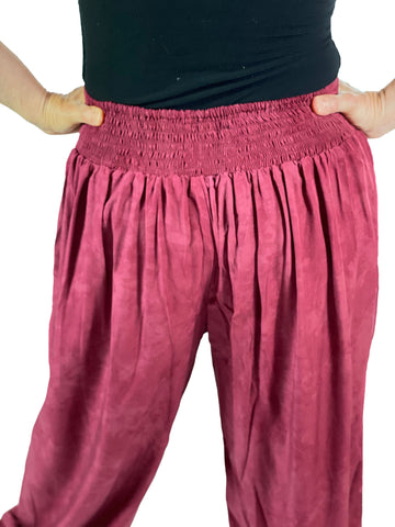 Renaissance Pants Pocket Pirate Pants Back Burg