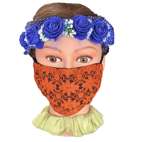 Face Masks lace masks lace face coverings