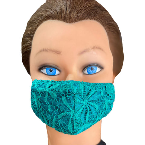 Face Mask Cloth lace