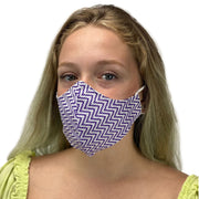 cotton masks light weight masks washable zigzag