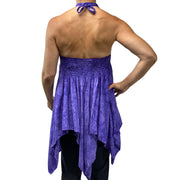 Womans Renaissance Top Halter Top Back View