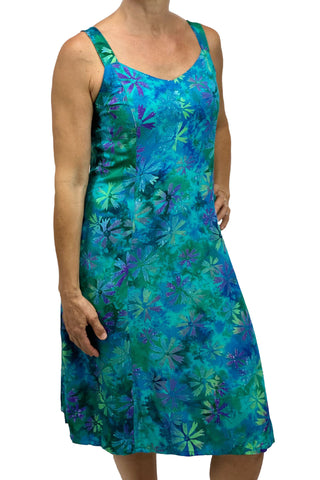 Sun Dress batik Dress cruisewear