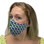 cotton masks light weight masks washable Jai Alai