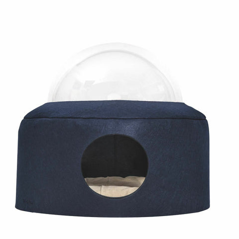 Dome Capsule Cat Bed