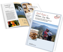 Load image into Gallery viewer, Snack Recipes and Victorian Hikes Book - DIGITAL COPY