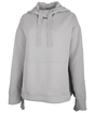 GRAY Charles River Hooded Sweatshirt