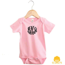 Load image into Gallery viewer, Pink Baby Onsie