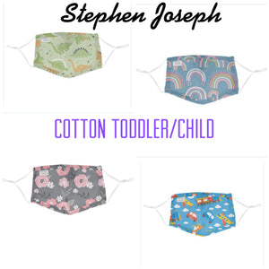 Stephen Joseph Toddler/Child Mask.