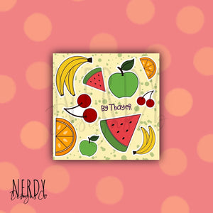 Mixed Fruit | Sticker Sheet