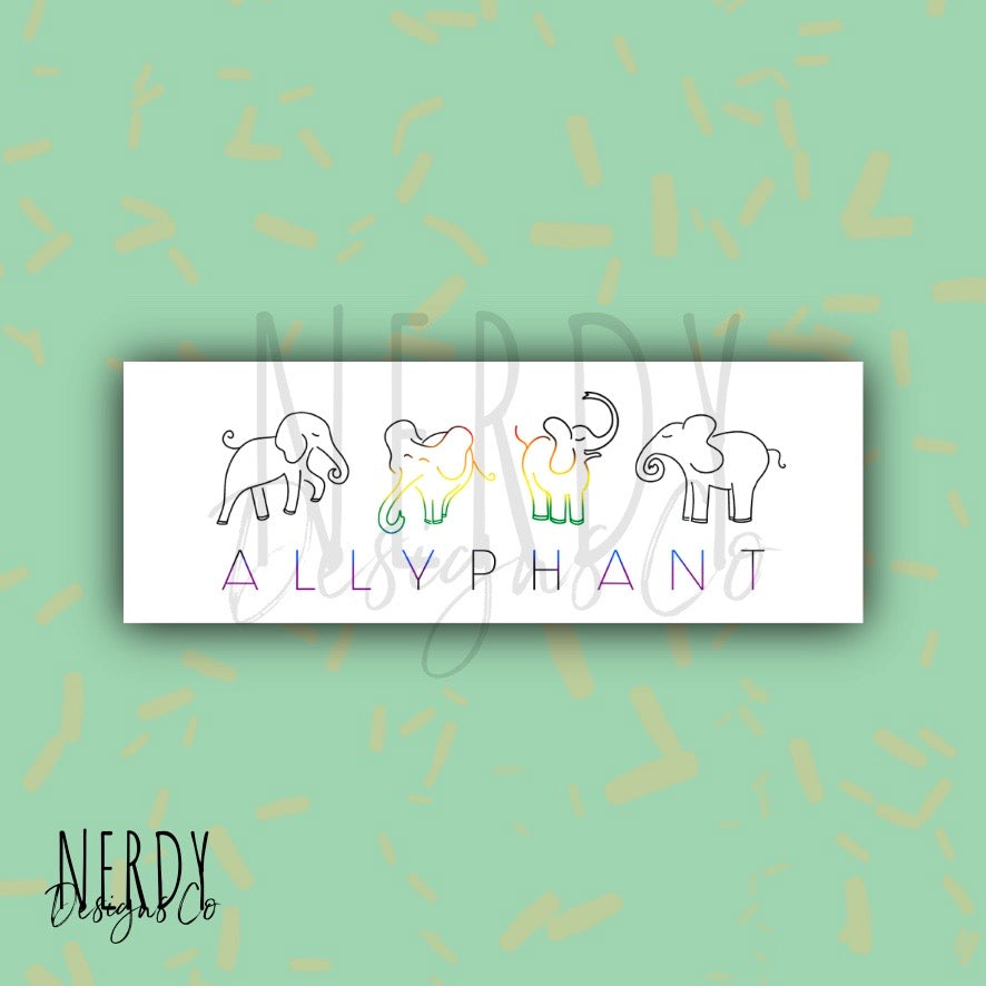 ALLYphant | Bookmark
