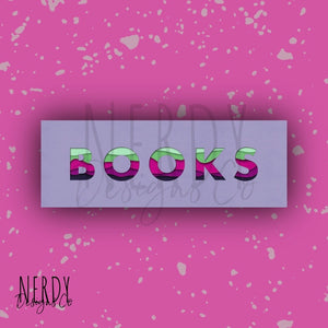 BOOKS | Bookmark