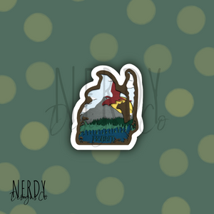 The Hobbit | Sticker/Decal