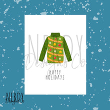 Load image into Gallery viewer, Ugly Sweaters | Card
