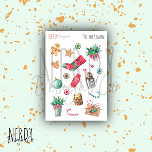 'Tis the Season | Sticker Set