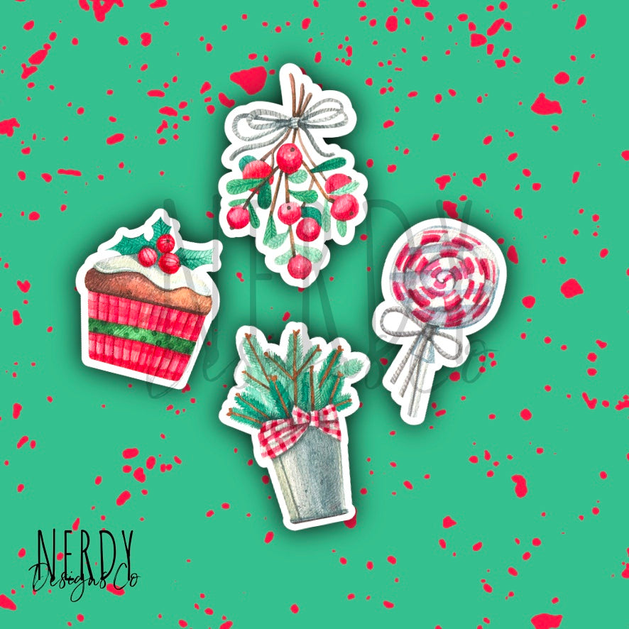 Holiday Goodies | Sticker Set