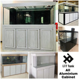Custom Made L77 Tanks & Aluminium Cabinets