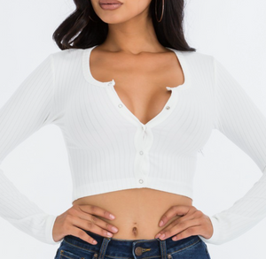 Mila Top (White)