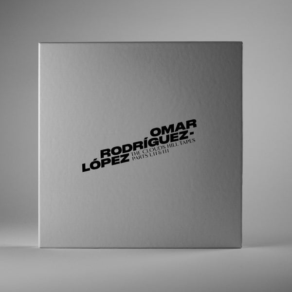 Omar Rodríguez-López - The Clouds Hill Tapes - 3LP