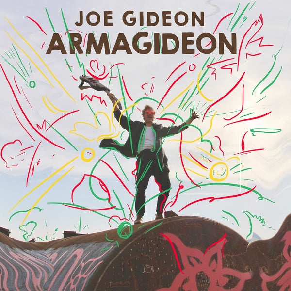 Joe Gideon - Armagideon - LP