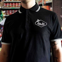 Clouds Hill - Black Polo Shirt