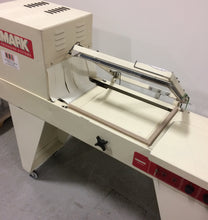 Load image into Gallery viewer, REFURBISHED DAMARK MS-1316 MINIPAK L-BAR SEALER/HEAT TUNNEL COMBO