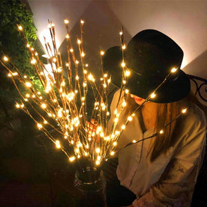 LED light branches